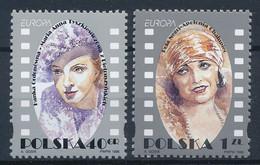 POLEN / POLAND / POLSKA  -  1996  ,  EUROPA  Berühmte Frauen  -  Michel  3584/5   ** /  MNH - Ungebraucht