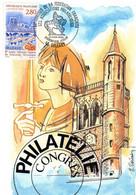 """"""" ORLEANS / JEANNE D'ARC """" Sur Carte Maximum De 1995. N° YT 2953 Parf état CM - Ohne Zuordnung"""