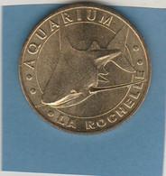 MONNAIE De PARIS    AQUARIUM DE LA ROCHELLE LE REQUIN  2004  DPT 17 - Unclassified