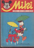 """Miki (Mickey) En Serbo Croate 1966 Exceptionnel Et Rare """"numéro 7"""" Complet 32 Pages Bon état - Slav Languages"""