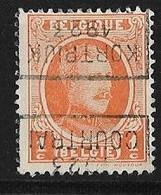 Kortrijk 1923  Nr.  3096D - Rollenmarken 1920-29