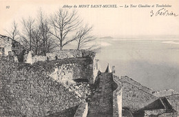 50-LE MONT SAINT MICHEL-N°T2994-D/0185 - Le Mont Saint Michel