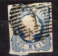 SELO  D.PEDRO V -25 REIS CABELOS LISOS - ...-1853 Vorphilatelie