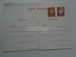 D179277   Entier Postal -  Charles De Gaulle - Standard- Und TSC-AK (vor 1995)