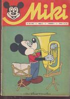 """Miki (Mickey) En Serbo Croate 1966 Exceptionnel Et Rare """"numéro 9"""" Complet 32 Pages Bon état - Slav Languages"""