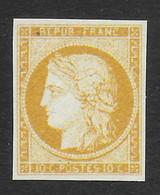 FRANCE 1849/1850 YT 1**- COPIE/FAUX - 1849-1850 Ceres