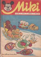 """Miki (Mickey) En Serbo Croate 1967 Rare """"numéro 11"""" Complet 32 Pages Bon état - Slav Languages"""