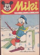 """Miki (Mickey) En Serbo Croate 1967 Rare """"numéro 17"""" Complet 32 Pages Bon état - Slav Languages"""