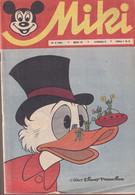 """Miki (Mickey) En Serbo Croate 1967 Rare """"numéro 18"""" Complet 32 Pages Bon état - Slav Languages"""