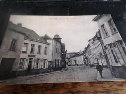 Vilvorde La Rue Des Moulins  Carte Pub Savon Dada - Vilvoorde