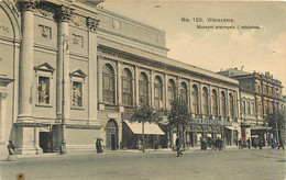120521 - POLOGNE WARSZAWA Muzeum Przemyslu I Rolnictwa - Poland