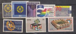 European Elections 1984 8v ** Mnh (51989) - Europäischer Gedanke