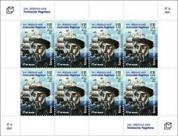 2021 The 500th Anniversary Of The Death Of Ferdinand Magellan, N° 567, Croat Post Mostar, Bosnia And Herzegovina, MNH - Bosnien-Herzegowina