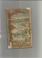 Vieux Papiers Depliant Guide Horaire Societe Grenobloise Tramways Electriques De L'Isere1897 85 Pages - Dépliants Touristiques