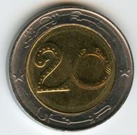 Algérie Algeria 20 Dinars 2018 - 1439 Lion UNC KM 125 - Algeria