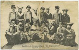 Cognac - T.Belle Cpa De 1945 ** (Idéal Agrandissement) Possibilités De Retouches Pro Par Mes Soins. - Cognac