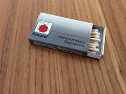 "Boîte D'allumettes ""fimotel / Marlboro"" Type 2 - Matchboxes"