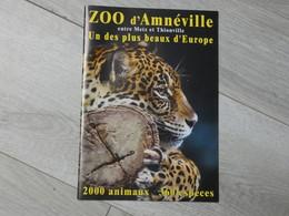 ZOO D' AMNEVILLE .22 PAGES. - Autres