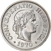 Monnaie, Suisse, 10 Rappen, 1970, Bern, SPL, Copper-nickel, KM:27 - Switzerland
