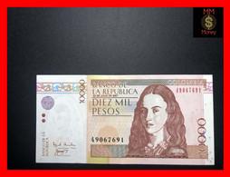 COLOMBIA 10.000 10000 Pesos  20.7.2001  P. 453    UNC - Colombia