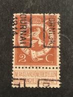 PREO 2378 B TOURNAI 1914 DOORNIJK - Rollini 1910-19