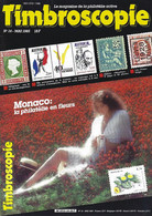 TIMBROSCOPIE  N° 14 + SOMMAIRE - Francesi (dal 1941))