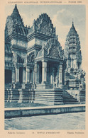 Cambodia - Temple D'Angkor Vat - Cambodia