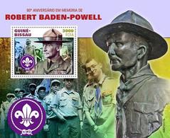 2021/03- GUINEA BISSAU - ROBERT BADEN POWEL    1V   MNH ** - Other