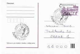 1986 Championnats Du Monde De Volley Ball En Tchécoslovaquie: Site De Zilina. - Volleyball