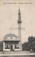 Bosnia - Gruss Aus Bos. Brod - Mosque - Bosnie-Herzegovine