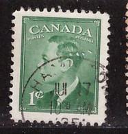 PIA - CANADA :1950 - Re Giorgio VI° - (Yv  231) - Usados