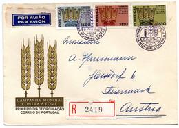 Carta  De Portugal De 1960 Circulada - Covers & Documents
