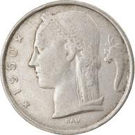 Monnaie, Belgique, 5 Francs, 5 Frank, 1950, TB+, Copper-nickel, KM:135.1 - 05. 5 Francs