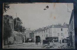 CPA Hauts De Seine – Chaville (92370) – 4. Pavillon De Sully Et La Civette  –  Animée, A Voyagé En 1905 - Chaville