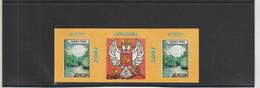 MONTENEGRO: Markenheft - VIGNETTE Aus 2001, Postfrisch - Montenegro