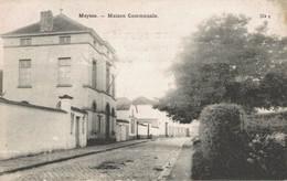 Meysse - Maison Communale - 2 Scans - Meise