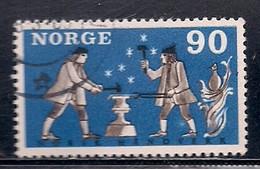 NORVEGE    N°   519   OBLITERE - Used Stamps