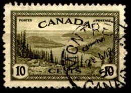 Canada 1946 Mi 236 Great Bear Lake (2) - Usados