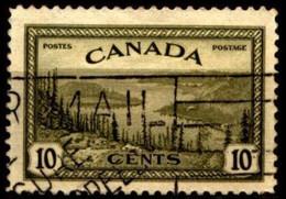 Canada 1946 Mi 236 Great Bear Lake (3) - Usados