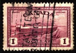 Canada 1946 Mi 240 Abegweit (Train Ferry) (2) - Usados