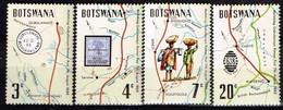 BOTSWANA/ Neufs**/MNH**/ 1972 - Postes Par Messager à Pieds - Botswana (1966-...)