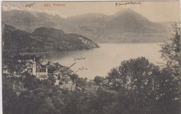 Vitznau - 1912 - LU Lucerne