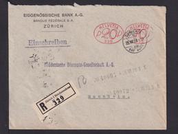 Schweiz  Brief - Briefe U. Dokumente