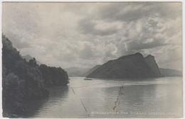 Bürgenstock Von Vitznau Gesehen- 1912 - LU Lucerne
