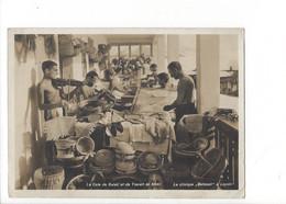 28219 - RARE Leysin La Cure De Soleil Et De Travail En Hiver La Clinique Belmont à Leysin Violoniste (format 10 X 15) - VD Vaud