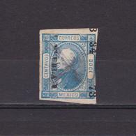 MEXICO 1872, Sc #94, Used - Mexique