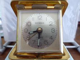 Réveil Bucherer - Alarm Clocks
