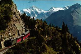 Bergbahn Schynige Platte - BE Berne