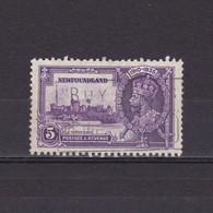 NEWFOUNDLAND CANADA 1935, SG# 251, Silver Jubilee, Used - 1908-1947
