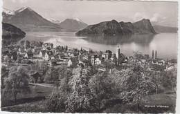 Kurort Vitznau - 1952 - LU Lucerne
